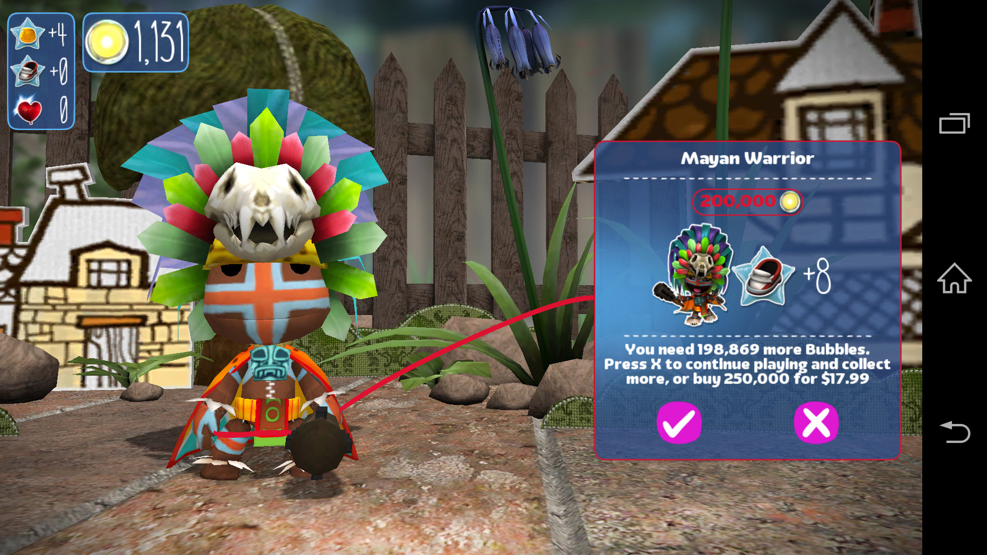 android game of the week run sackboy run android news