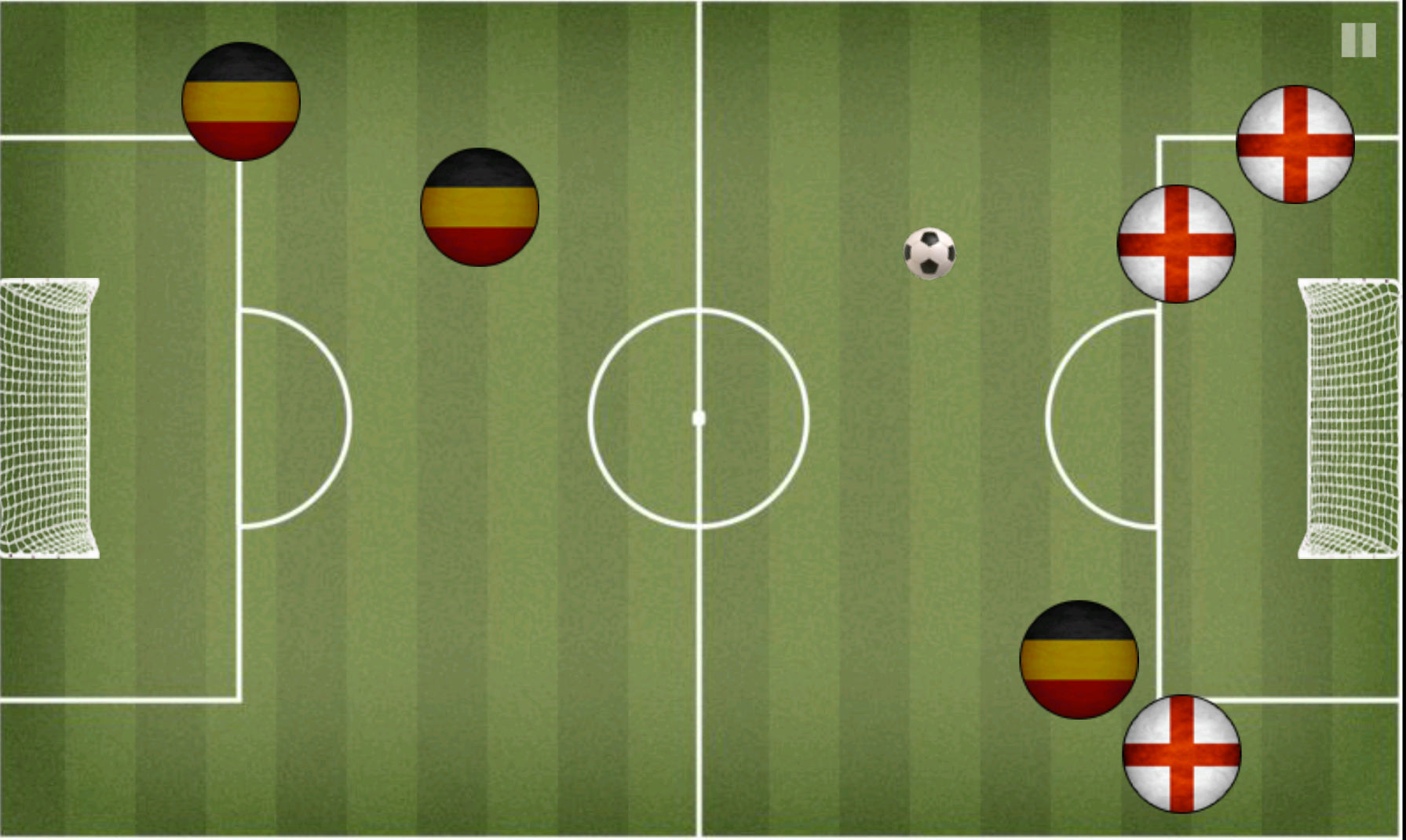 Download best football or soccer games for android in 2014 - Like Pro Zombie Soccer Pocket Soccer Is Another Game That Takes The Age Old Tradition Of Soccer And Mixes It Up With The Modern Pocket Soccer Is Best