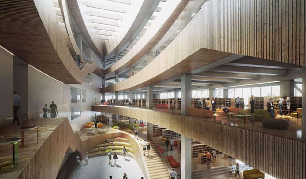 Calgary's New Library