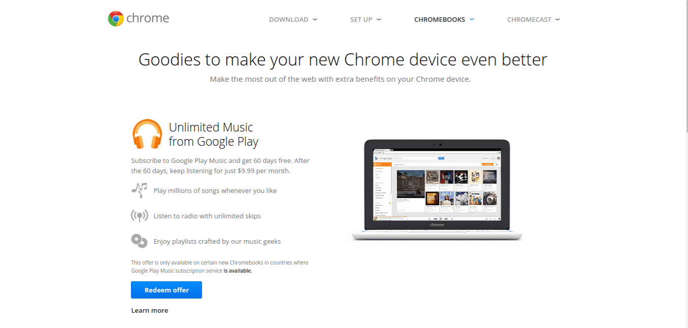 Chrome Goodies