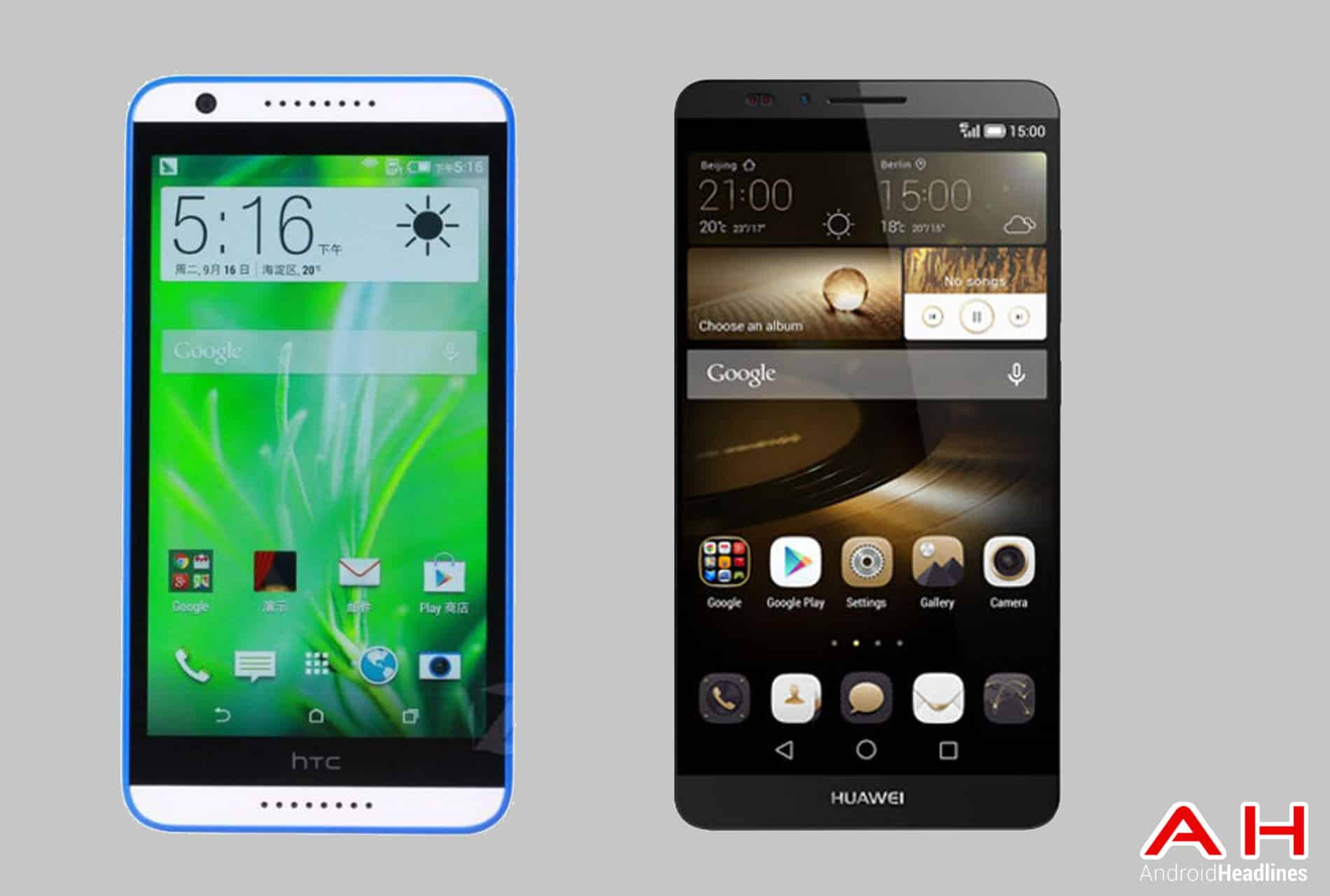 Phone comparisons htc desire 820 vs huawei ascend mate 7 for 820 12