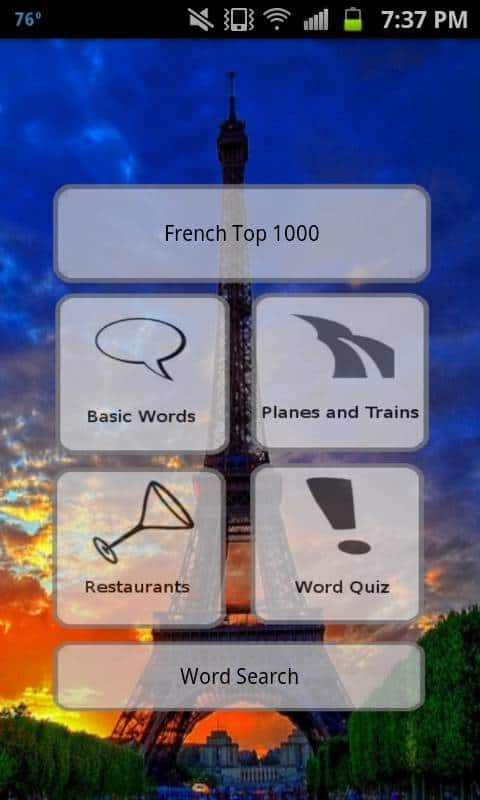 Easy French Learner