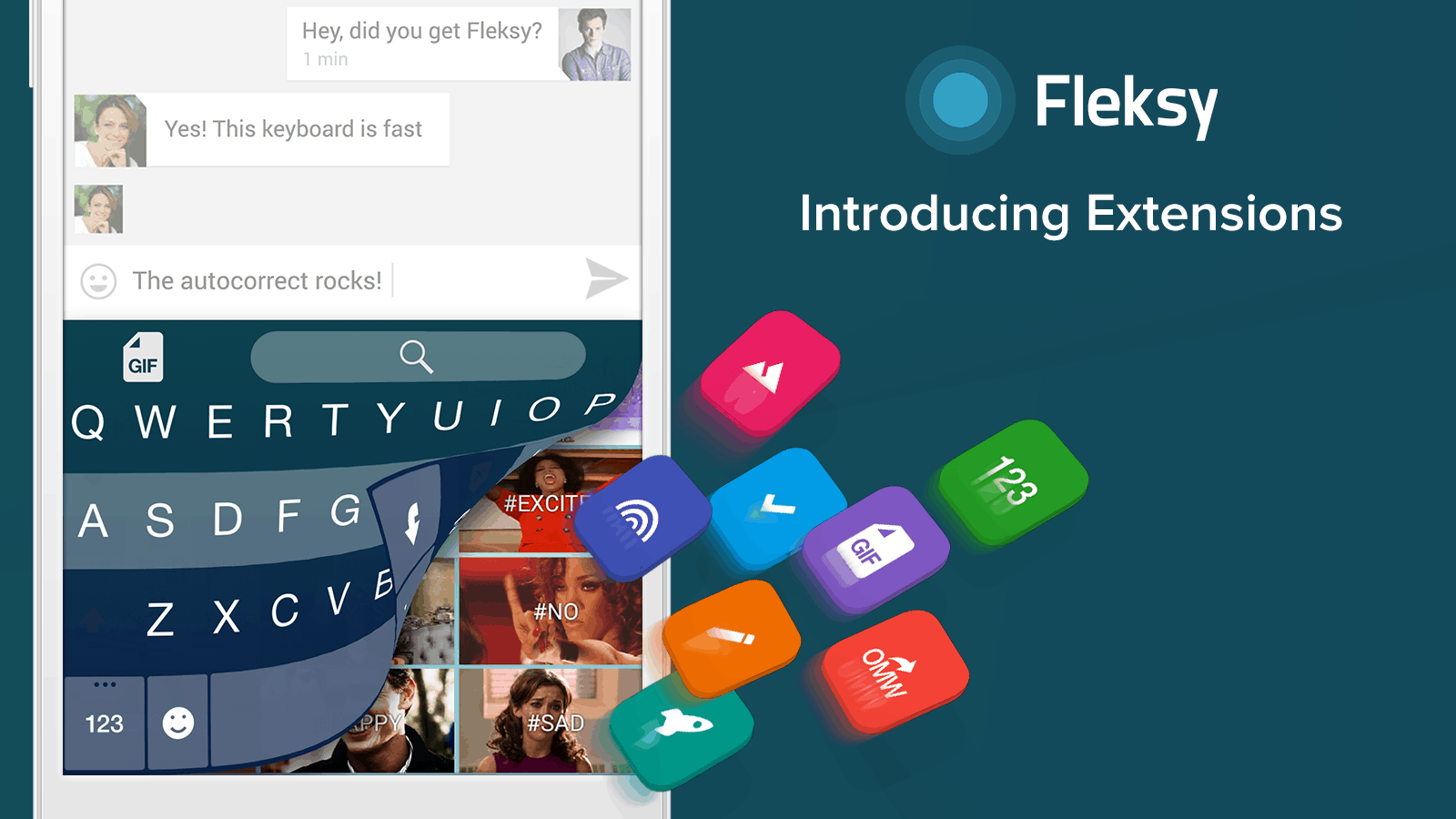 Fleksy-Extensions