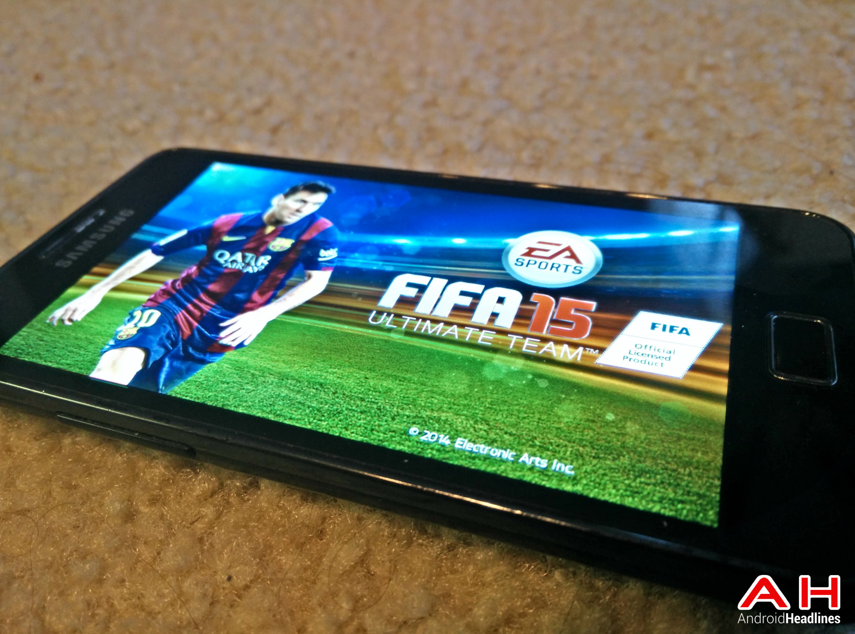 Download best football or soccer games for android in 2014 - No Matter Where You Live Chances Are Soccer Football Is A Big Deal This Year In Particular Was A Great Year For Soccer Thanks To The World Cup That Took