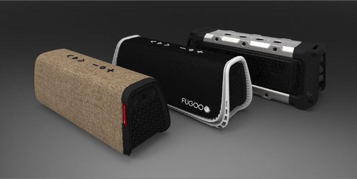 Fugoo XL Speakers