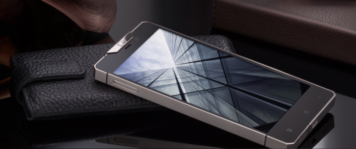 Gresso Announced Three New Luxury Android Handsets