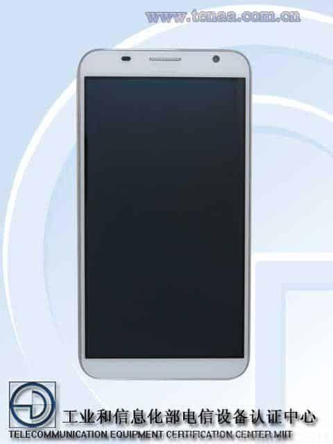 Huawei Ascend GX1 TENAA_1