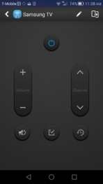Huawei Honor 6 UI remote