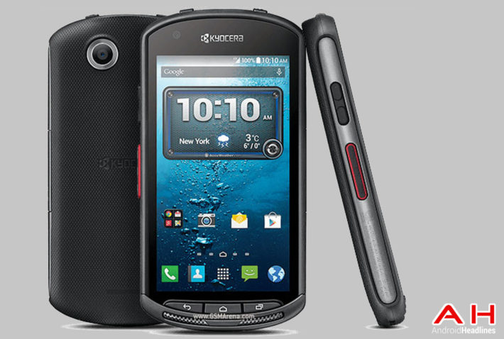 Kyocera DuraForce: Ultra-Rugged PTT Is Added To Bell For Only $99