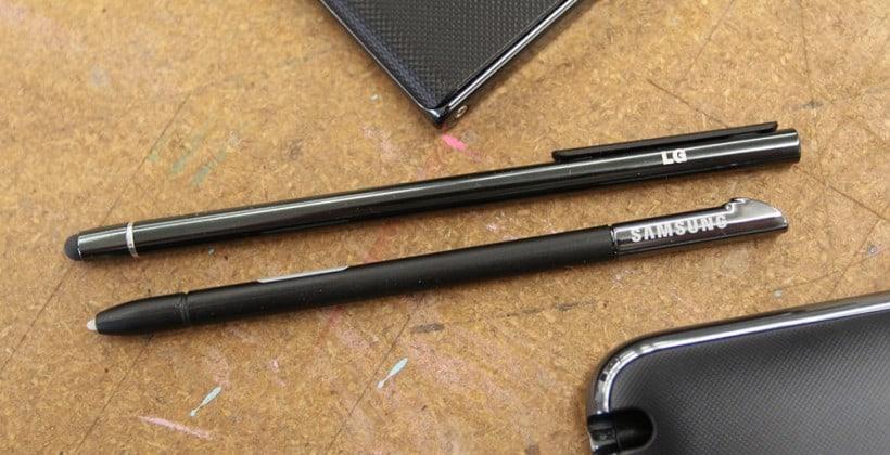 LG G Pen leak