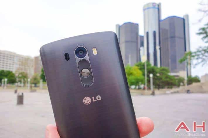 Deal: Verizon LG G3 – $320