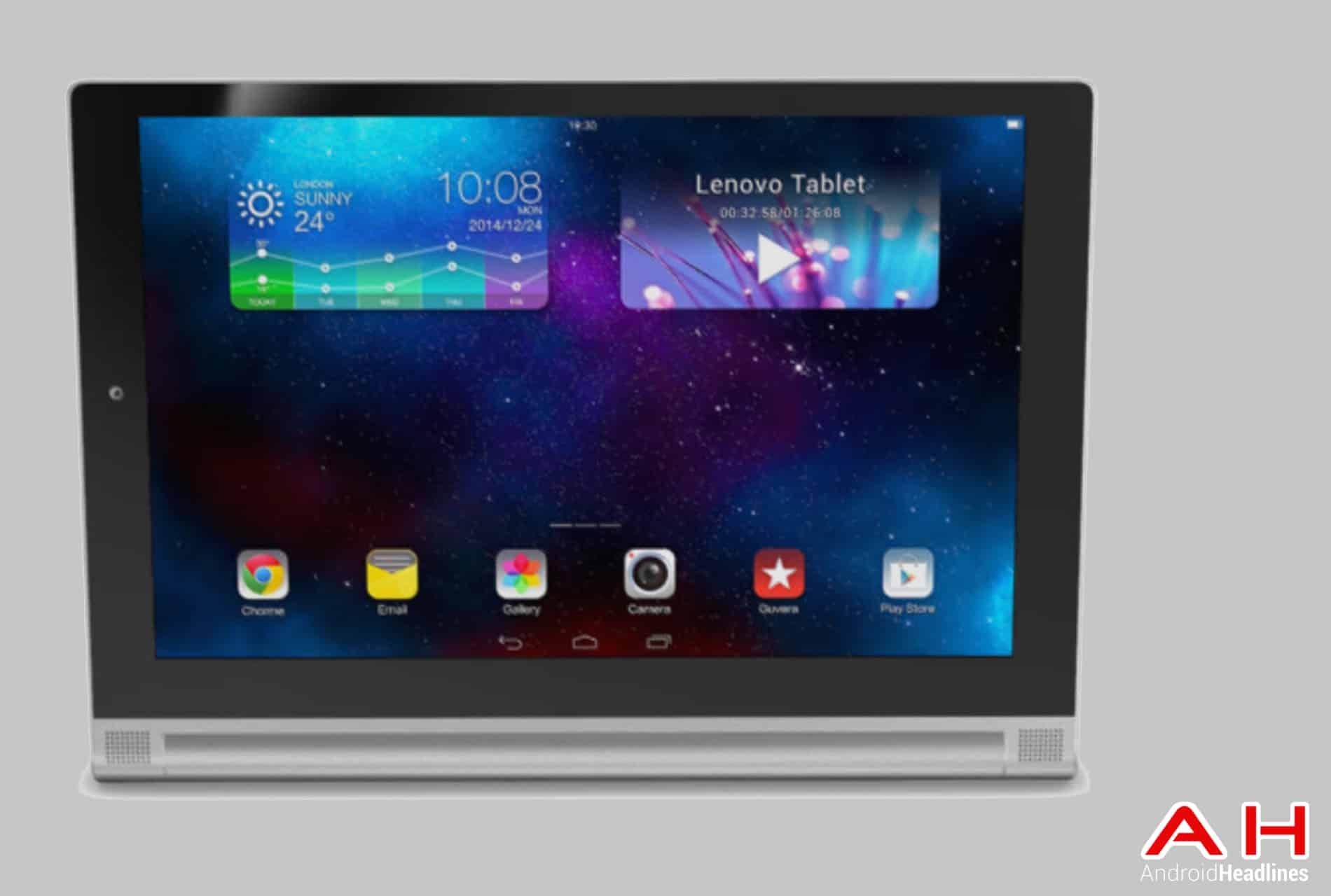Lenovo Yoga Tablet 2 10 Front cam AH