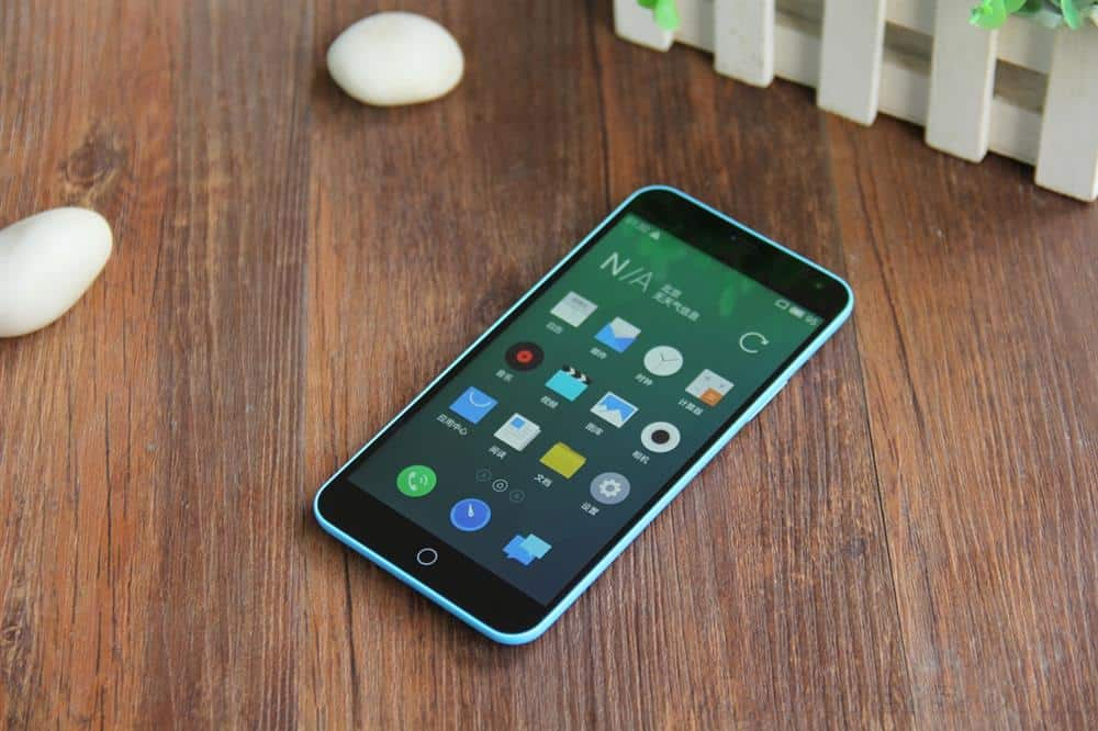 Meizu M1 Note unboxing China 16