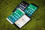Meizu MX3 vs MX4 vs MX4 Pro vs M1 Note_8