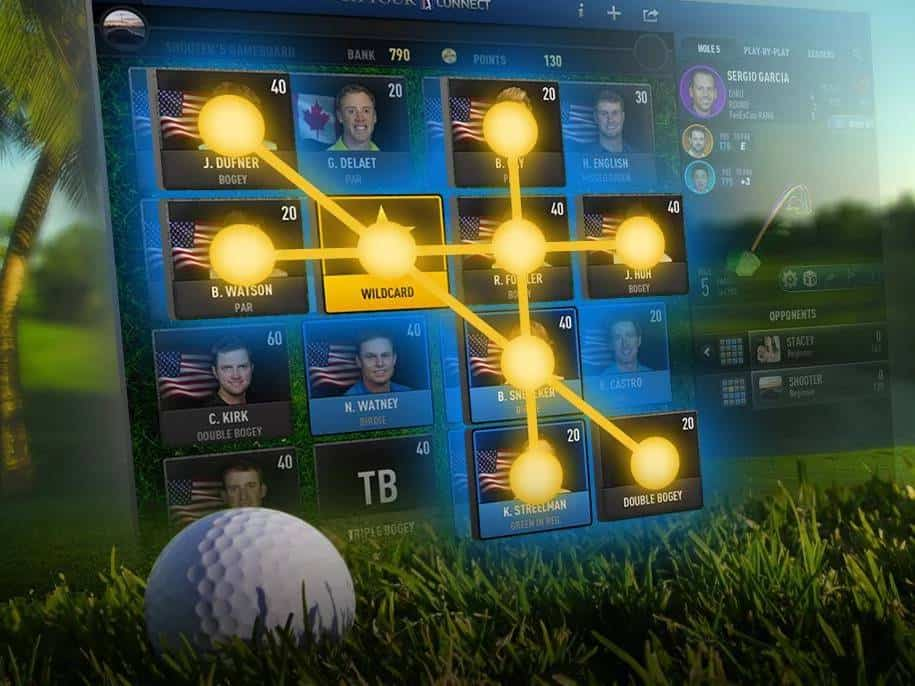 PGA Tour Connect