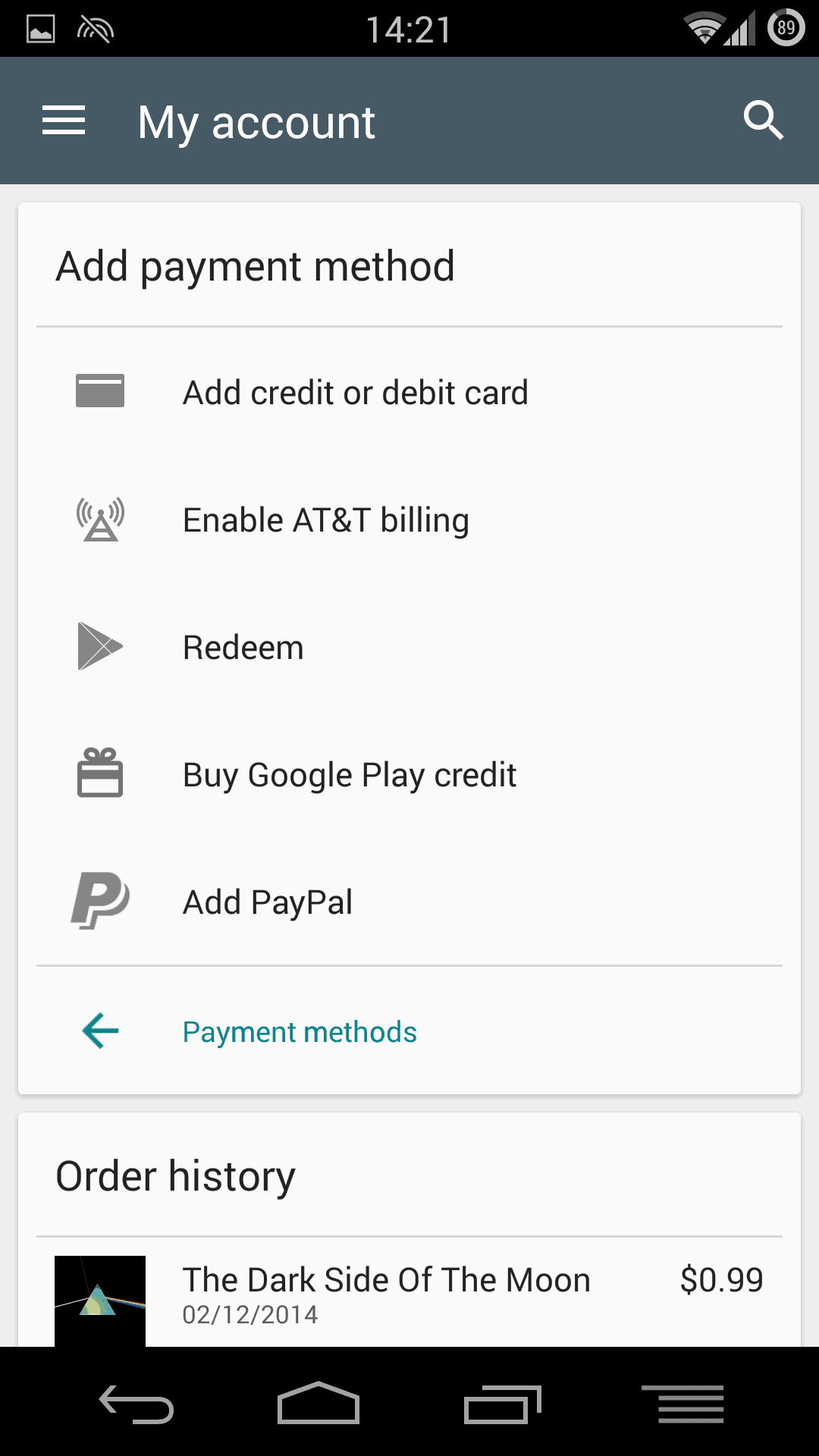 Play Store 5.1.1 3