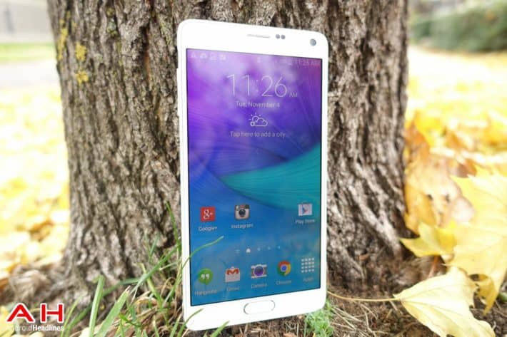 Galaxy Note 4 Now Comes With A $200 Rebate In The US