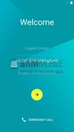Samsung Galaxy S4 Lollipop beta