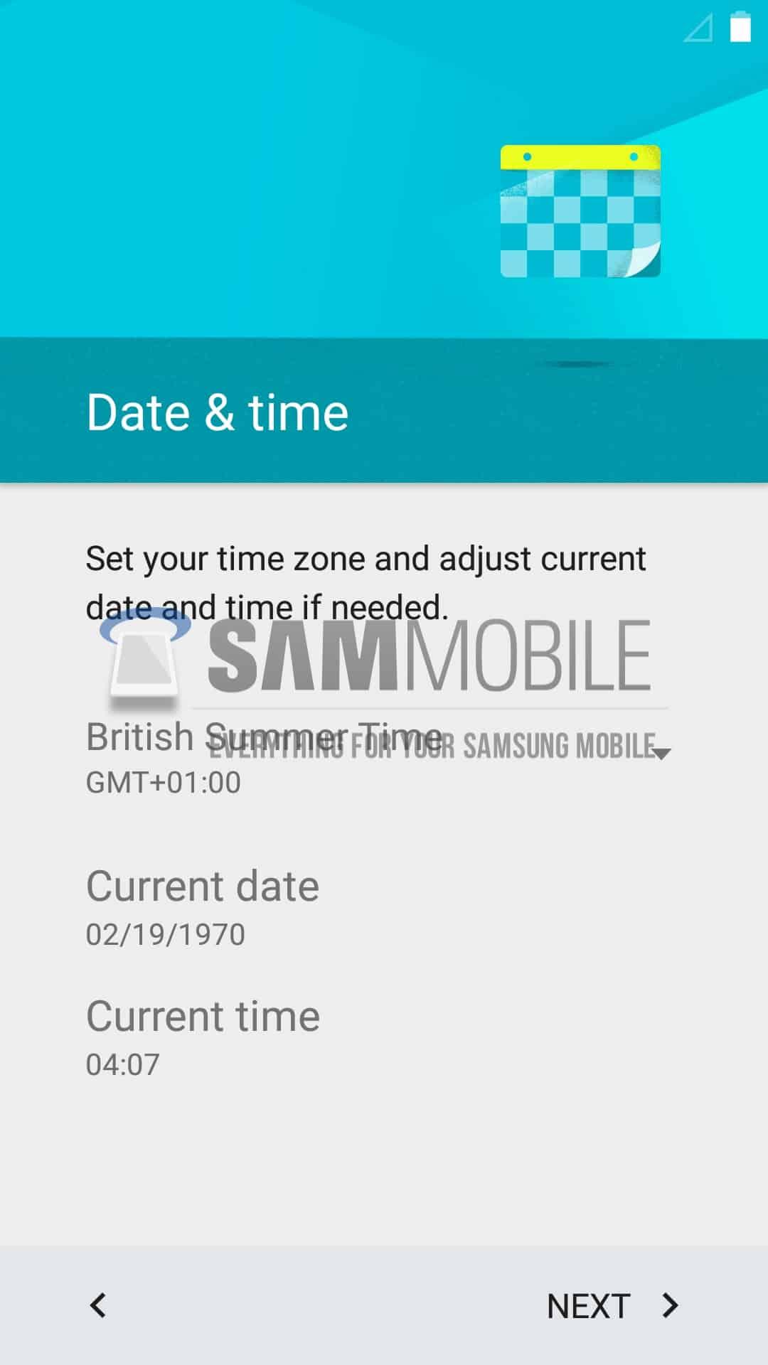 Samsung Galaxy S4 Lollipop beta1