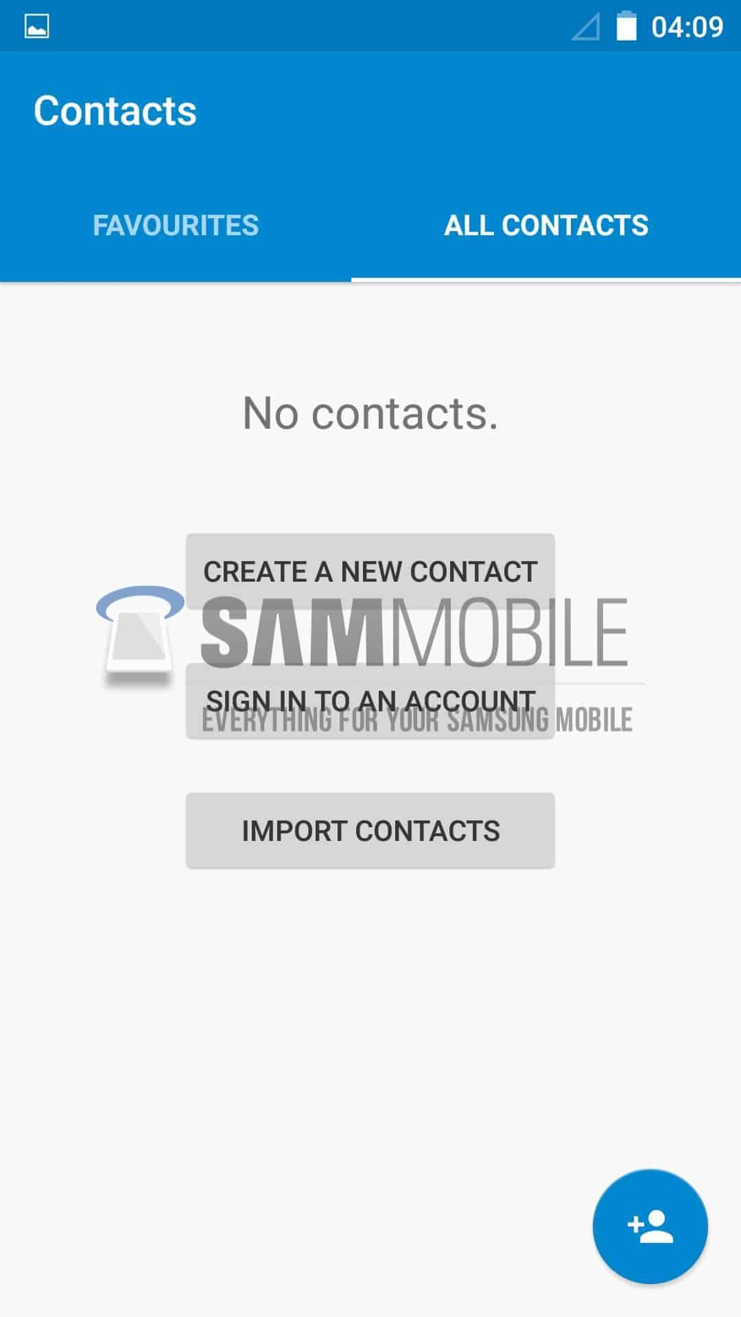 Samsung Galaxy S4 Lollipop beta3