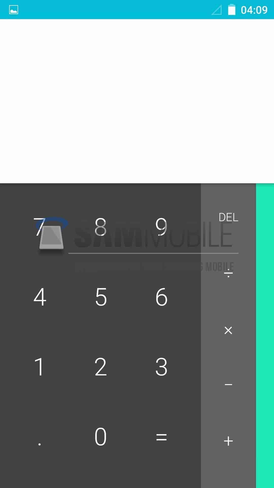 Samsung Galaxy S4 Lollipop beta4