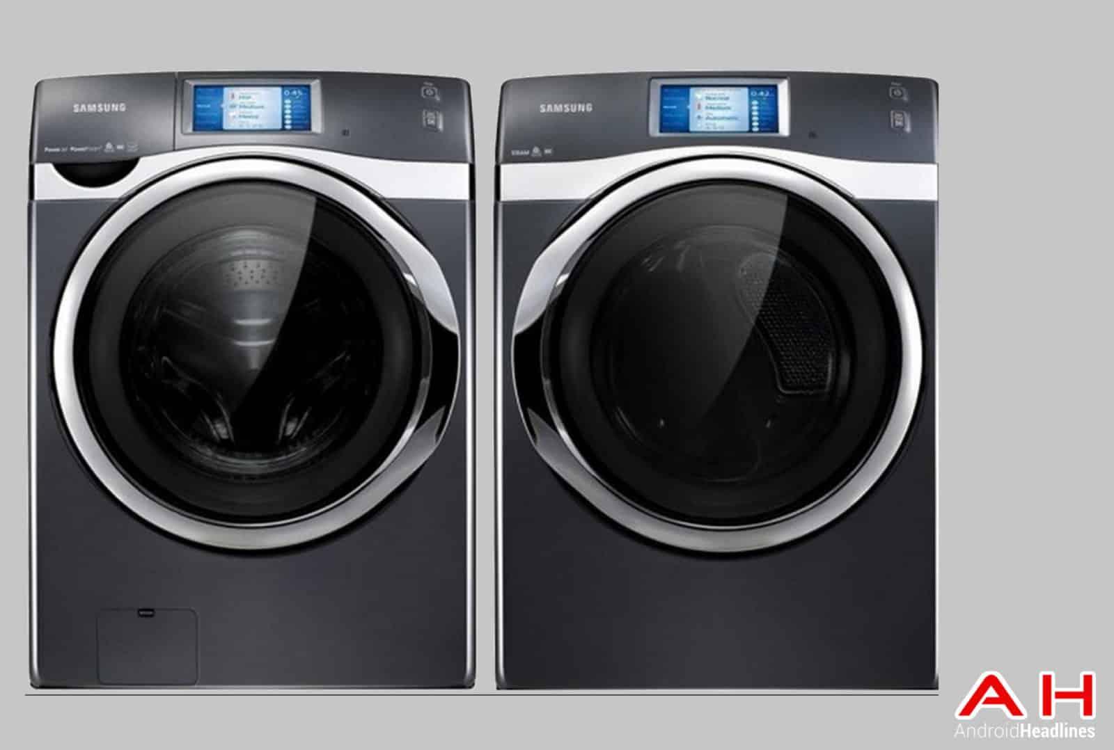 Samsung Washer & Dryer cam 2AH