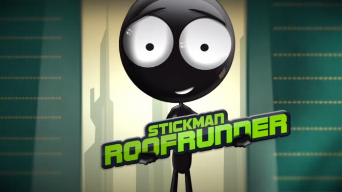Stickman Roofrunner