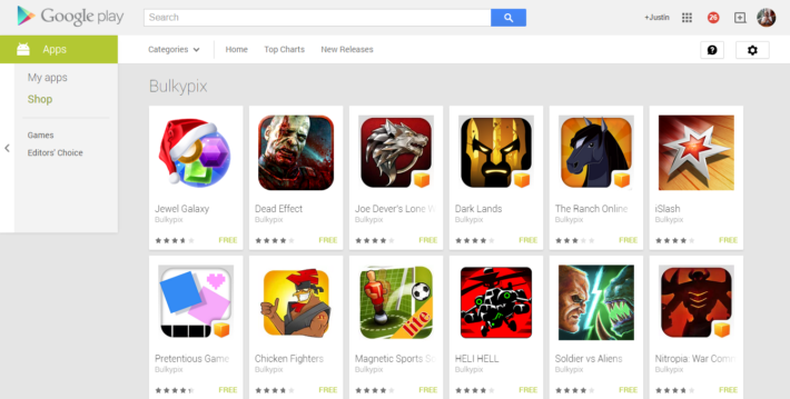 Bulky Pix Selebrates Six Years Of Game Publishing With 7 Free Games On Google Play