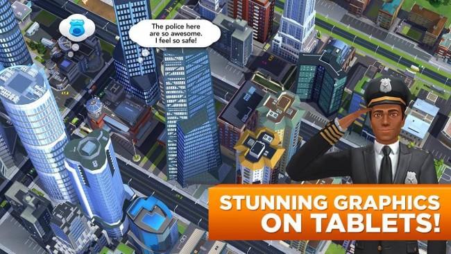 SimCity Build It