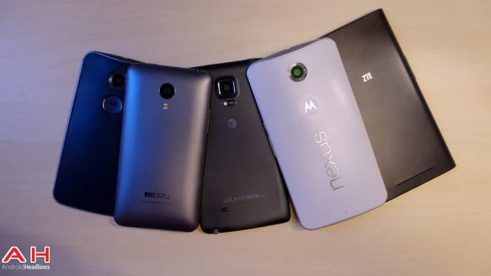 These Are the Top 10 Smartphones of Q1 2015, According To AnTuTu's Benchmarks