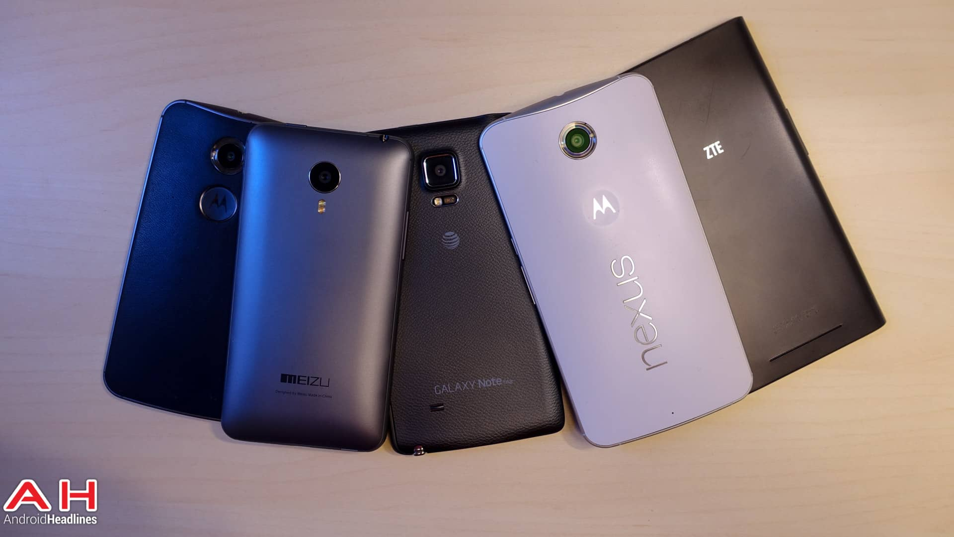 Top 10: Alternatives To The ASUS ZenFone 3