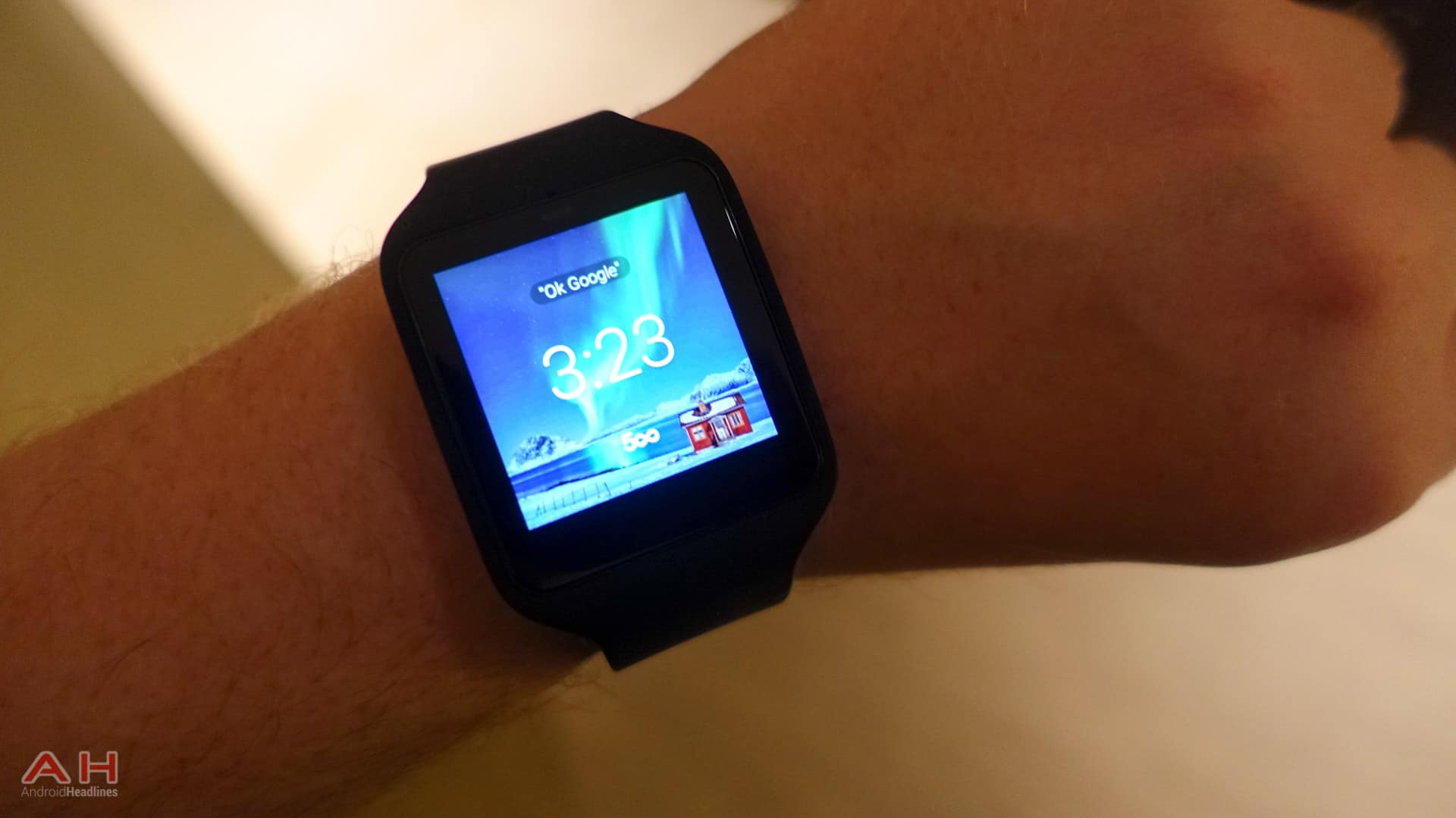 Sony Smartwatch 3 AH-6