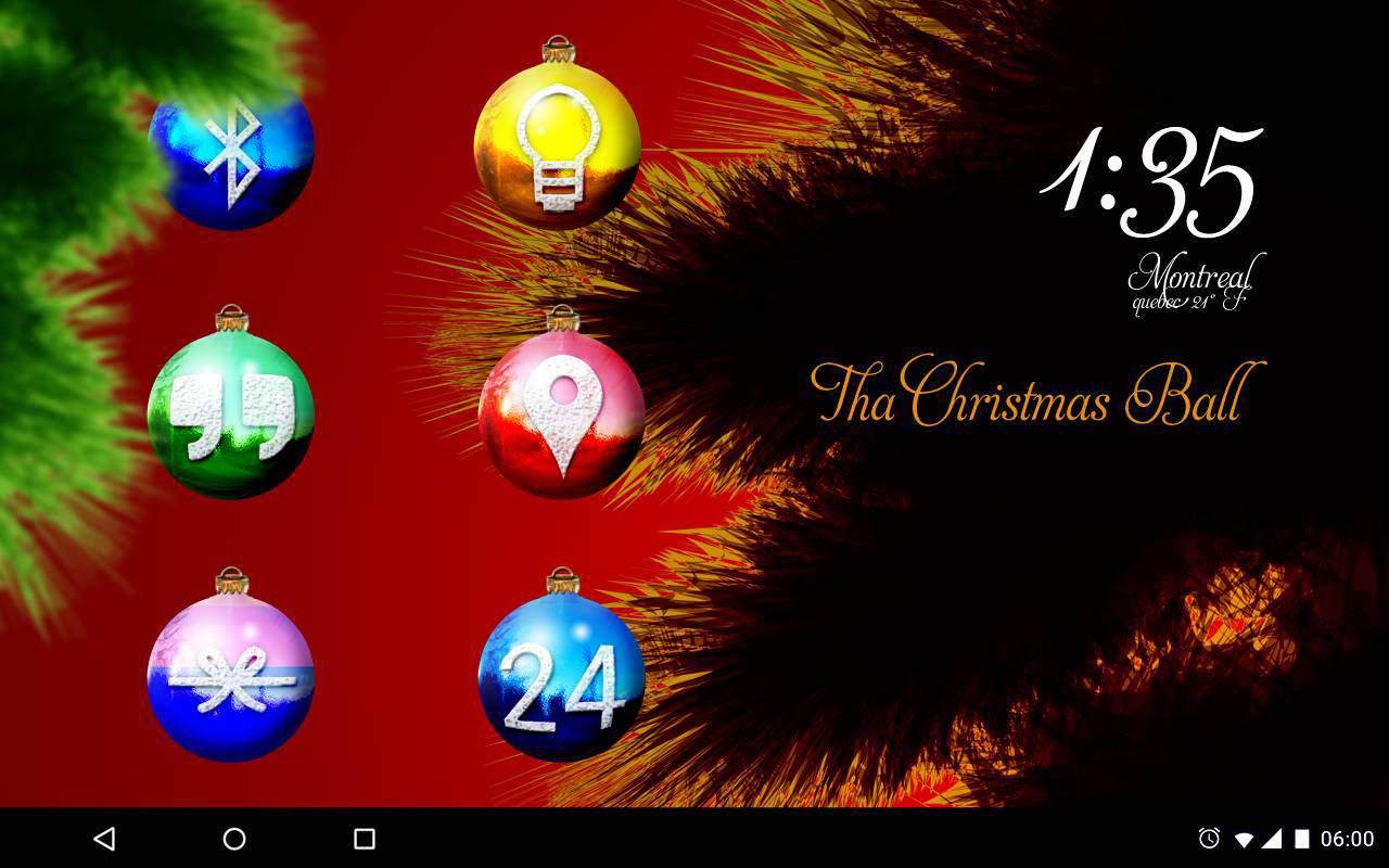 Tha Christmas Ball