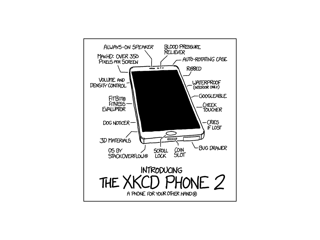 XKCD Phone 2