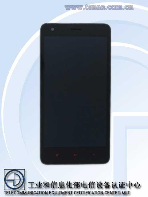 Xiaomi Redmi 1S successor TENAA_1