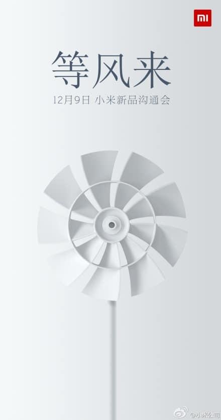 Xiaomi windmill teaser