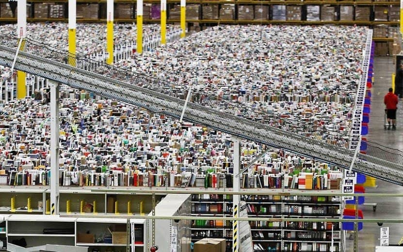 Largest Amazon Fulfillment Center Amazons-largest-fulfillment