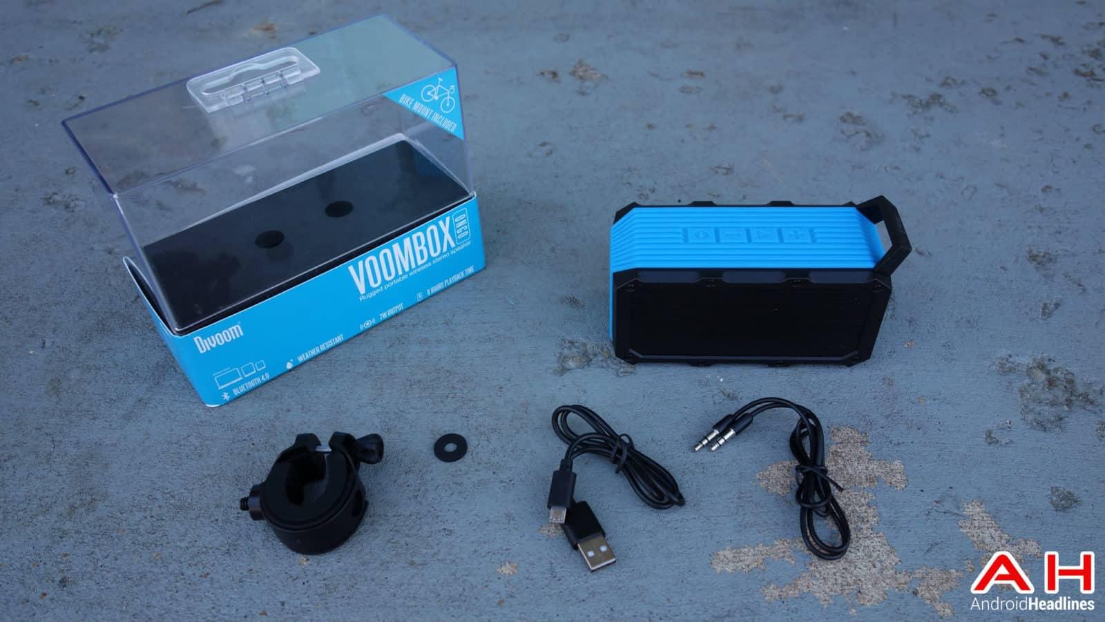divooom voombox ongo bluetooth speaker
