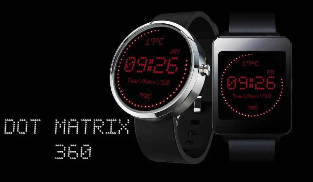 dot matix360
