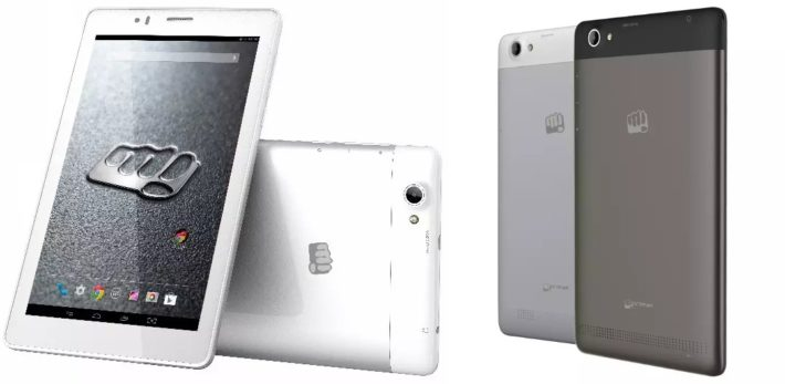 Micromax Released The $110 Canvas Tab P470 Phablet