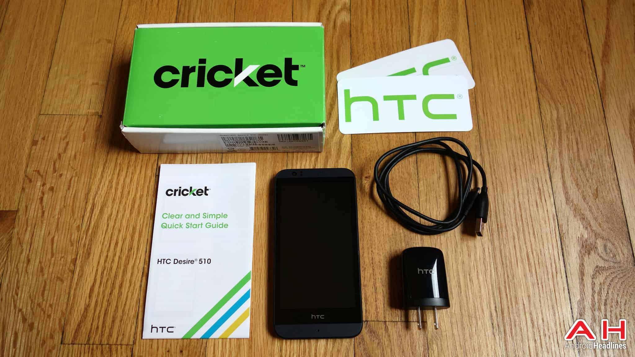 htc desire 510 cricket