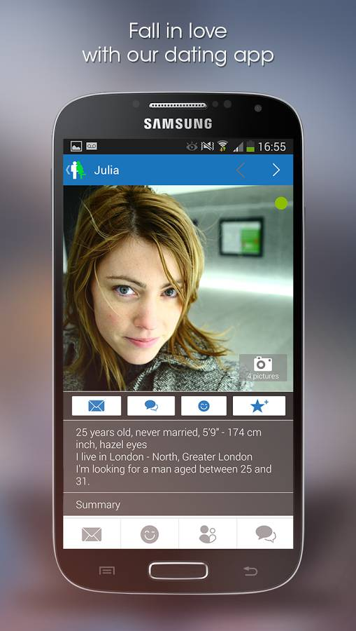 Most popular dating apps in london