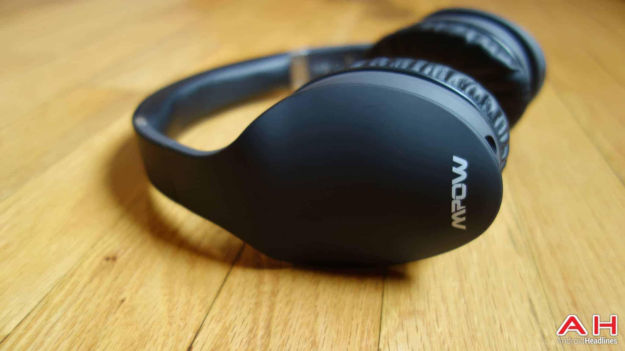 mpow muze touch bluetooth headphones 1