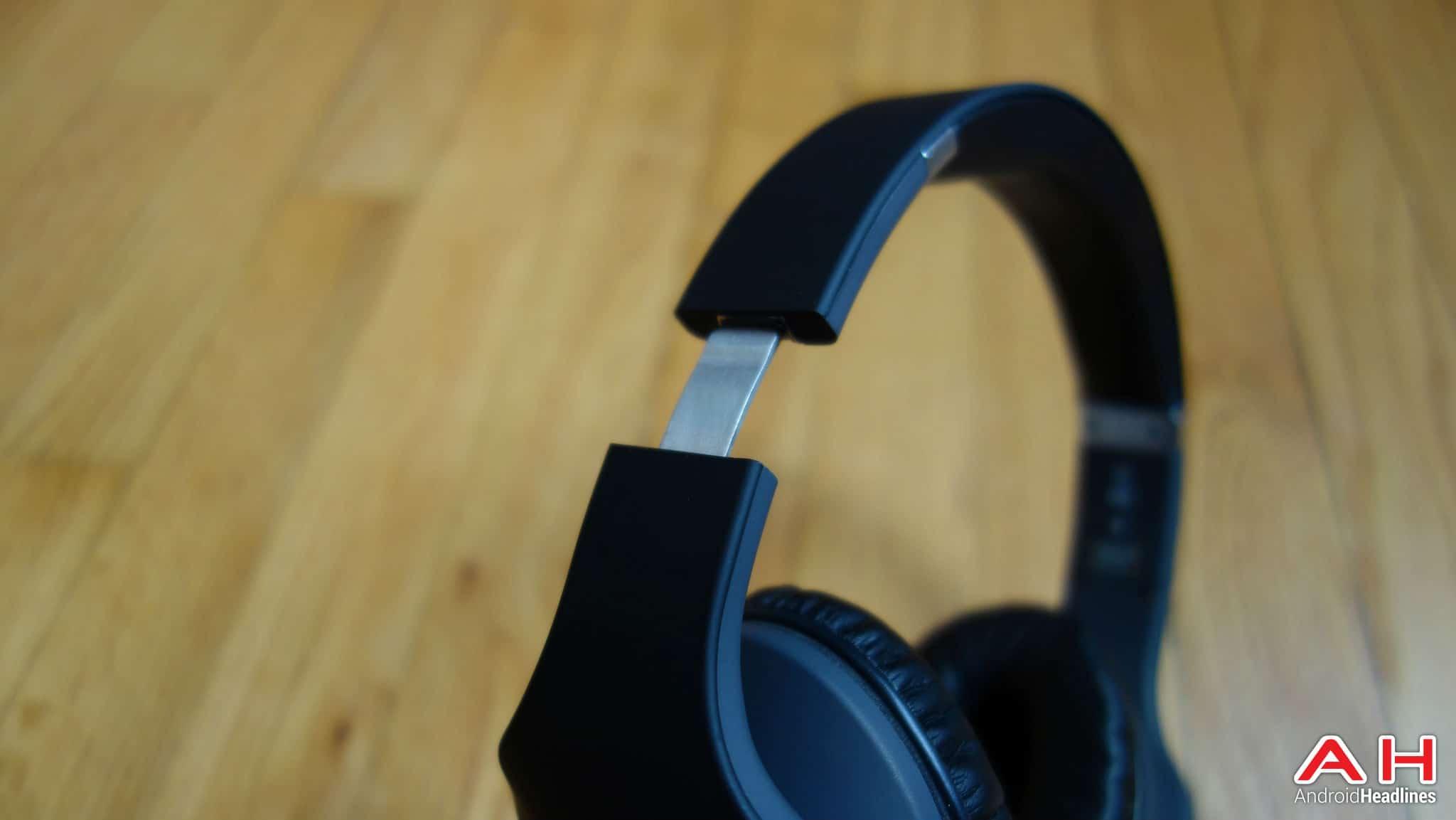 mpow muze touch bluetooth headphones 2