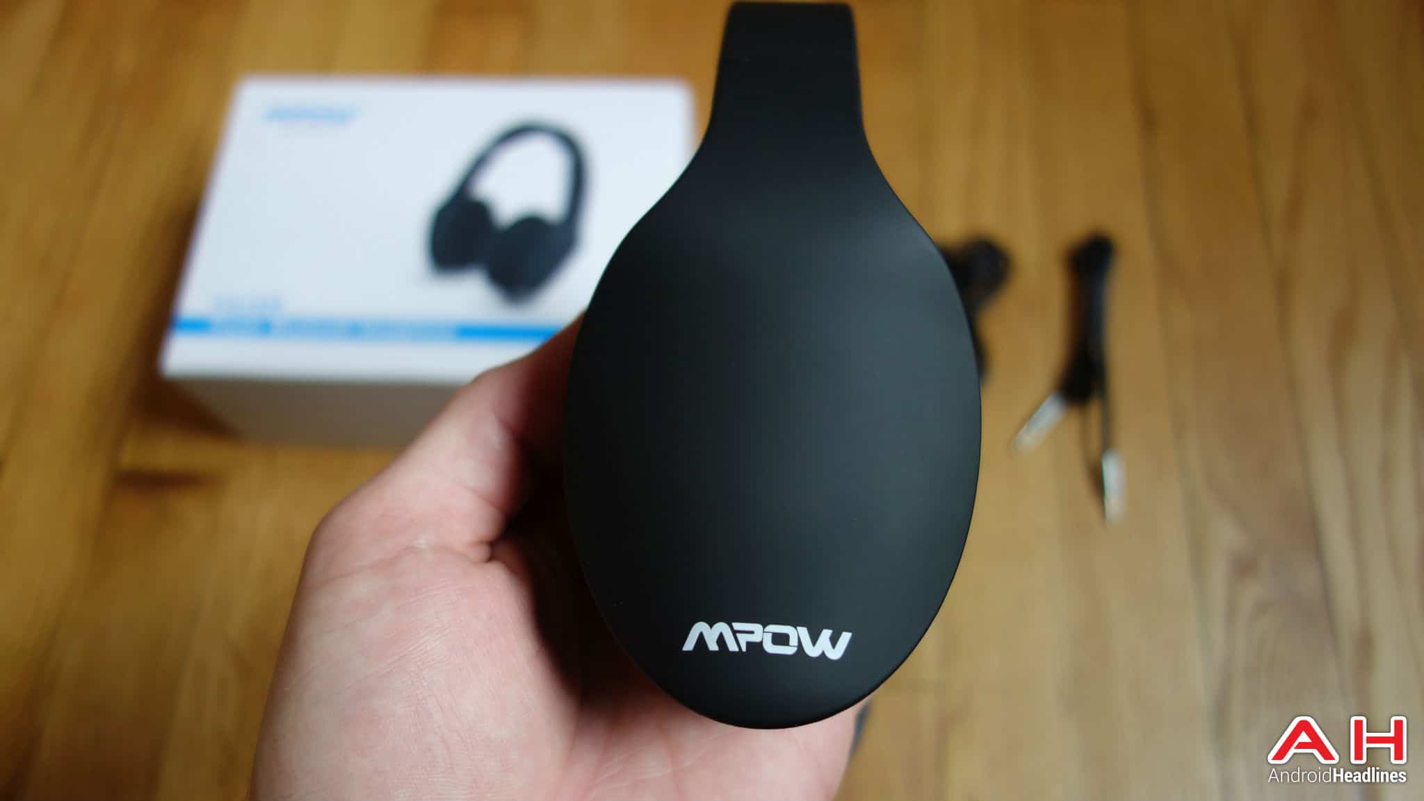 mpow muze touch bluetooth headphones 7