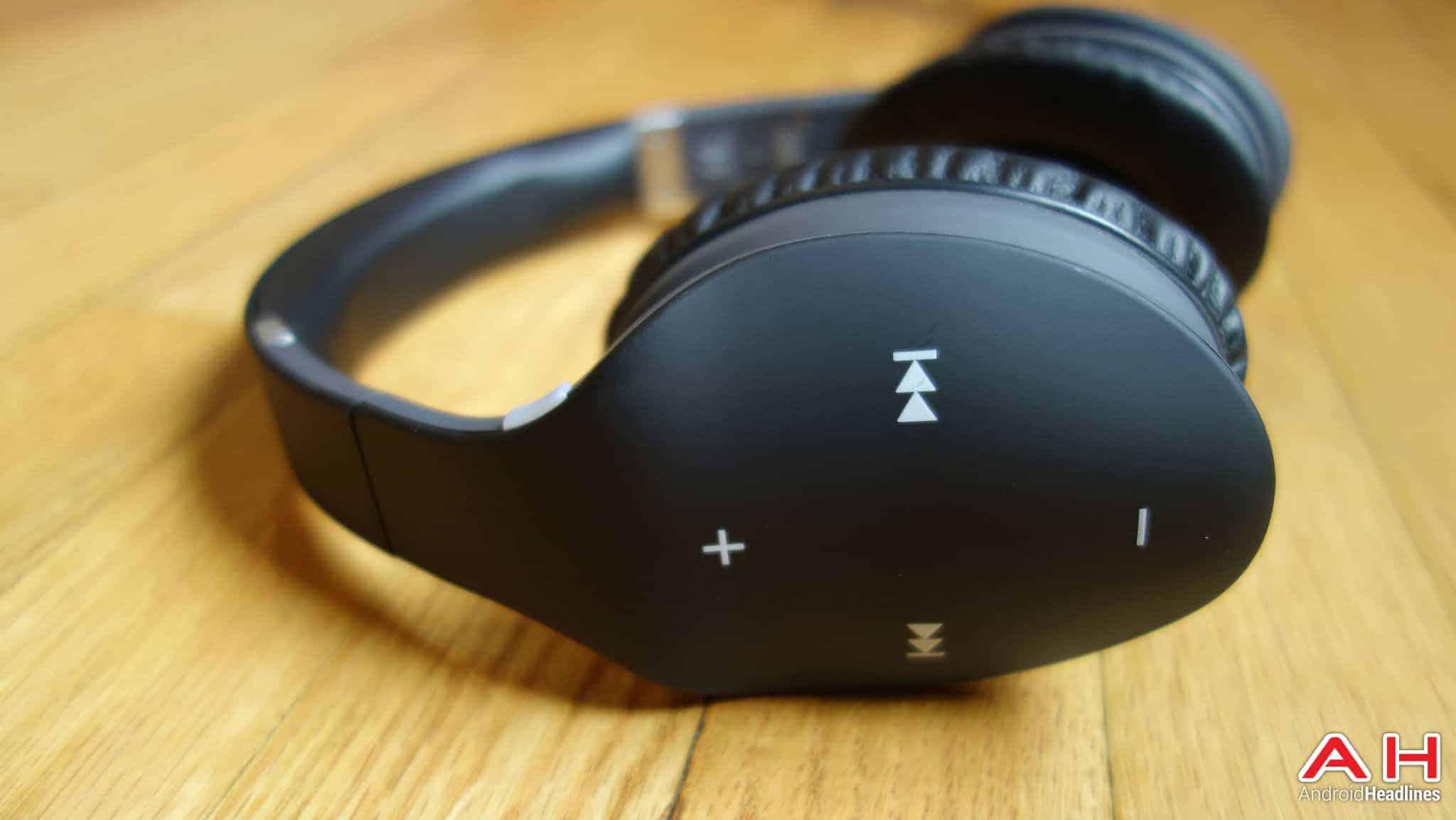 mpow muze touch bluetooth headphones