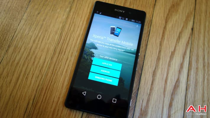 How To: Transfer Your Information To Your New Sony Phone Using Xperia Transfer