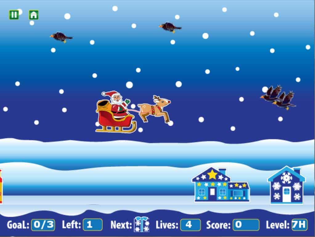 Santa's Present Run