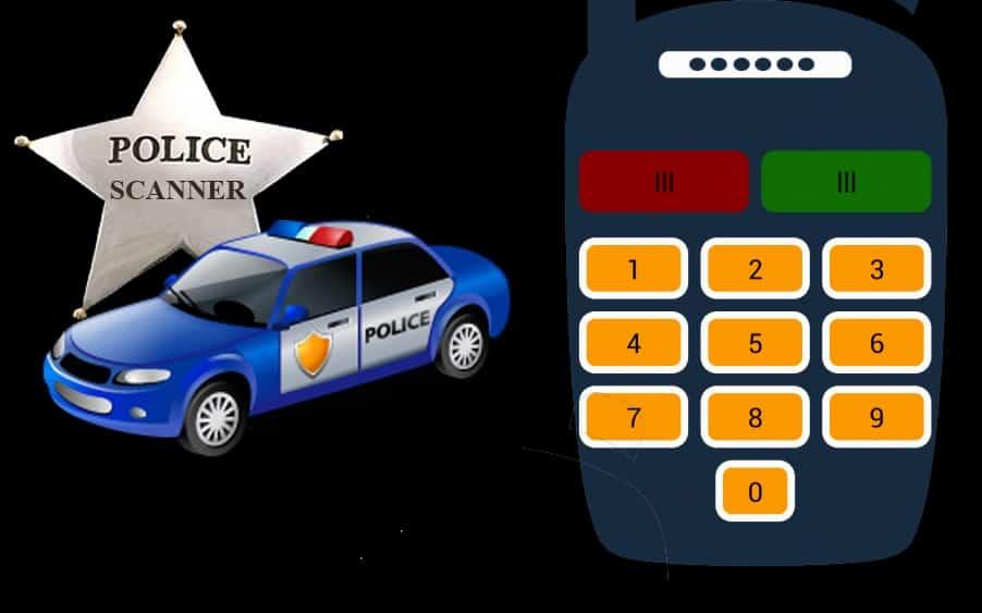 4 police scanner