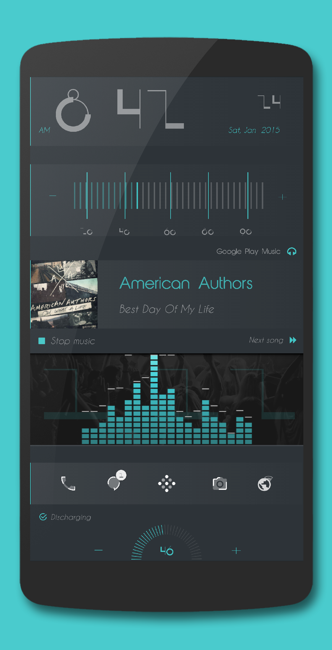 Top Android Homescreen October 3rd Edition Material V2. Web ...